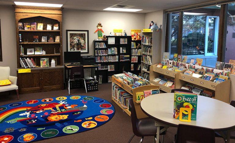 Faith United library