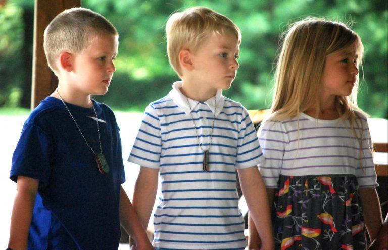 Faith Friends Preschool & Learning Center children
