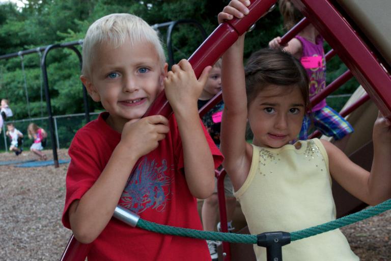 Faith Friends Preschool & Learning Center kids playground