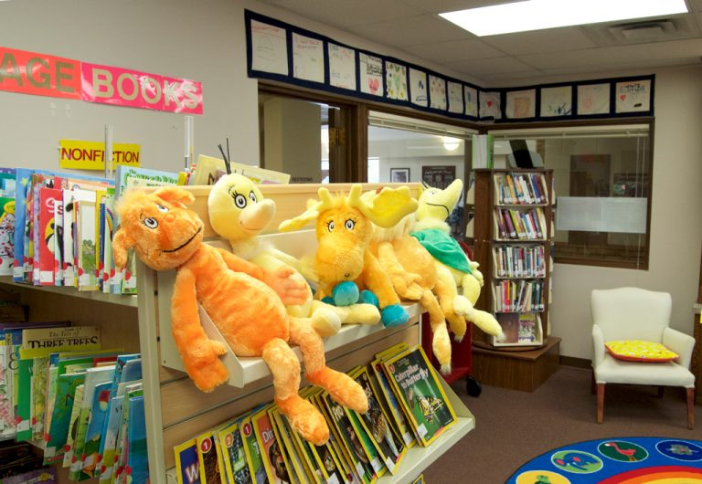 childrens books library