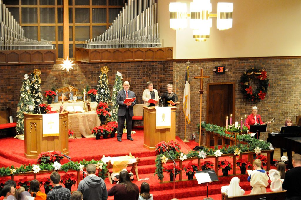 Christmas Eve 2019 Services