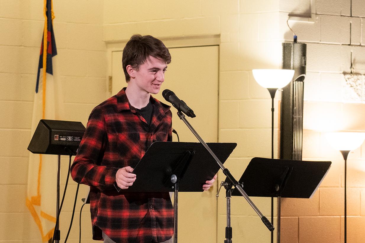 Youth Sunday Faith Story