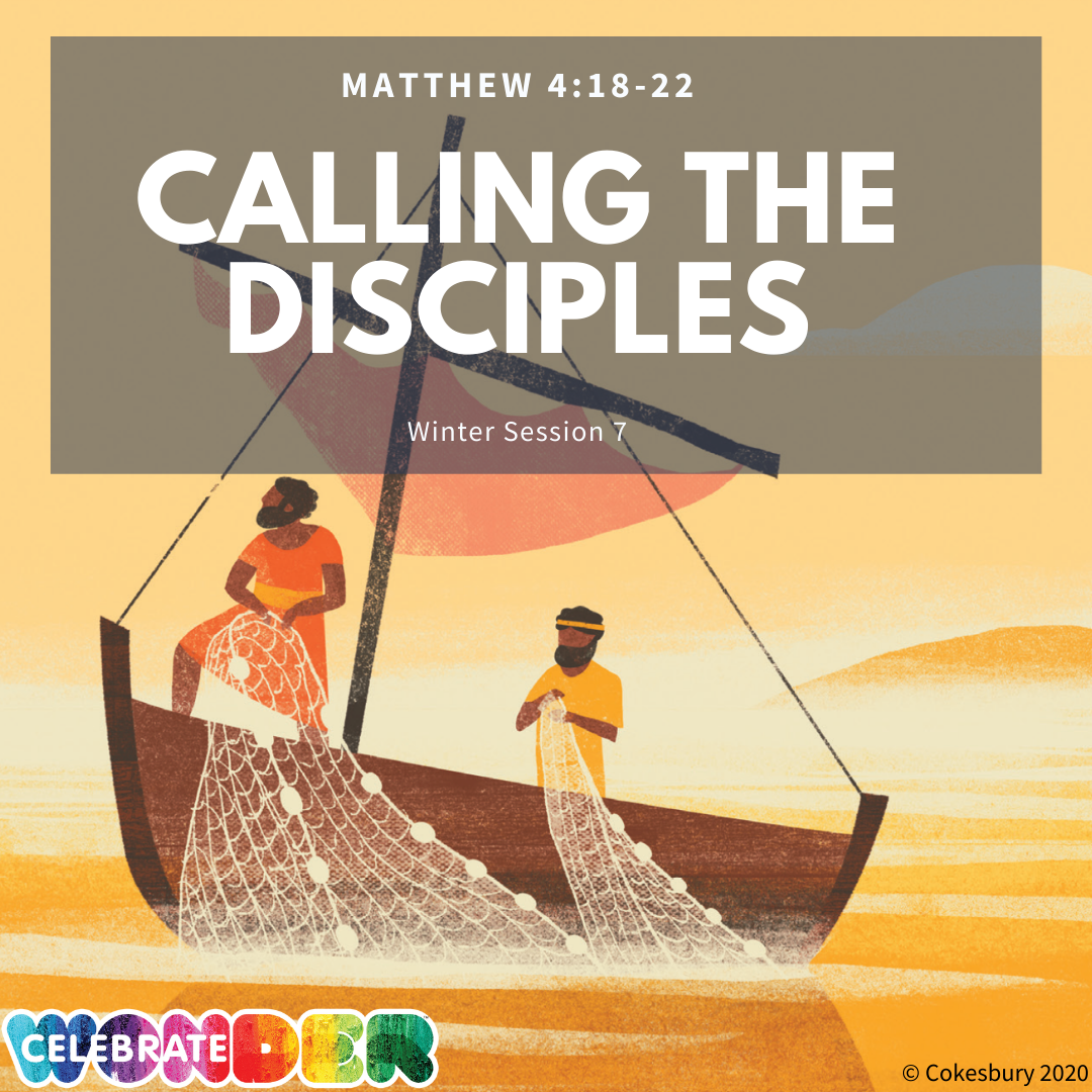 Calling the Disciples